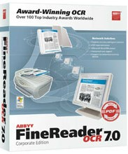 Fine Reader 7 Corporate Edition
