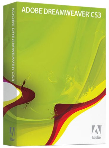 Adobe CS3 Dreamweaver