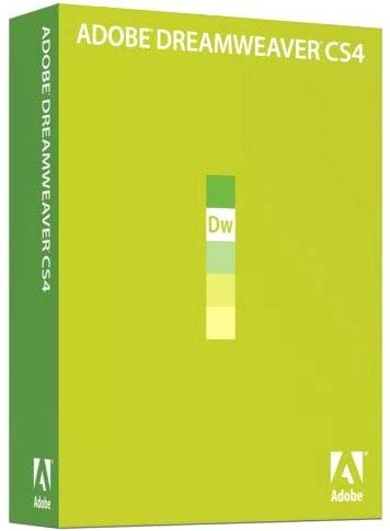 Adobe CS4 Dreamweaver