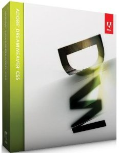 Adobe CS5 Dreamweaver