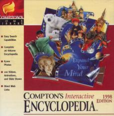 Comptons Interactive Encyclopedia