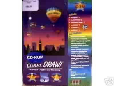 Corel Draw 5