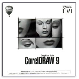 Corel Draw 9