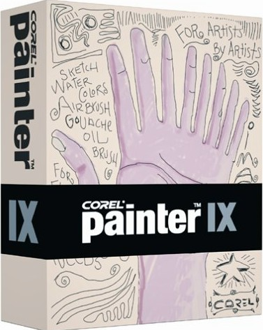 Painter IX box