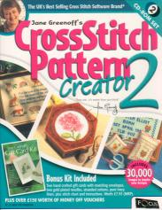 Jane Greenoff's Cross Stitch Pattern Creator 2