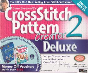 Cross Stitch Sampler Pattern Generator