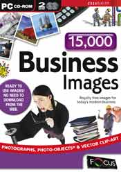 Focus 15,000 Business Images