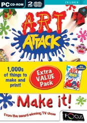 Art Attack Make It/Art Attack