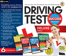 Driving Test Success DELUXE New Edition