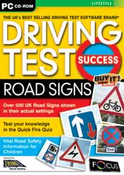 Driving Test Success Road Signs