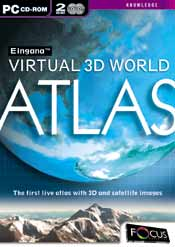 Eingana Virtual 3D World Atlas