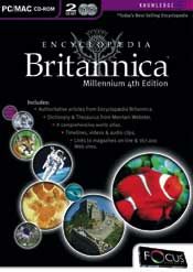 Encyclopedia Britannica Millenium 4th Edition