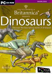 Encyclopedia Britannica Presents Dinosaurs