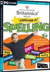 Encyclopedia Britannica Presents Excelling at Spelling