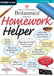 Encyclopedia Britannica Presents Homework Helper