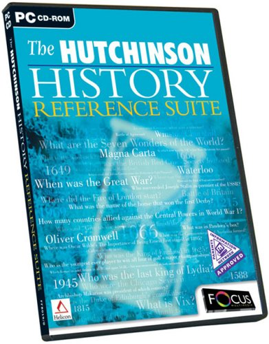 Focus Hutchinson History Reference Suite
