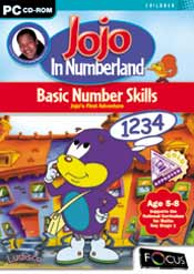 Jojo in Numberland Basic Number Skills