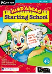 Jump Ahead Starting School
