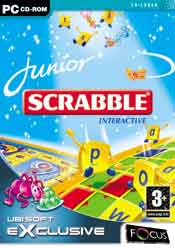 Junior Scrabble Interactive