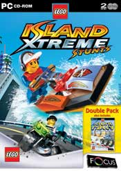 LEGO Island Xtreme Stunts Plus Stunt Rally