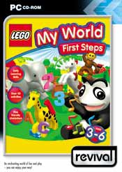 LEGO My World - First Steps