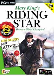 Mary King's Riding Star & Equestriad