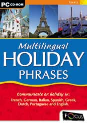 Multilingual Holiday Pharses