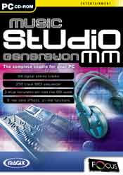 Music Studio Generation MM