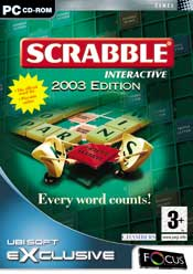 Scrabble Interactive 2003 Edition
