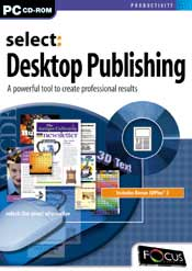 Select:Desktop Publishing