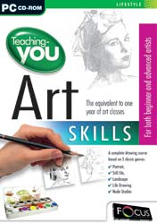 Teaching-you Art Skills