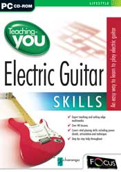 Teaching-you Electric Guitar Skills