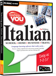 Teaching-you Italian