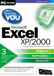 Teaching-you Microsoft Excel XP & 2000
