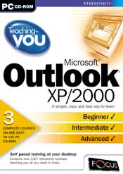 Teaching-you Microsoft Outlook XP/2000
