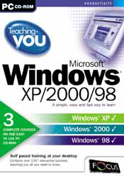 Teaching-you Microsoft Windows XP/2000/98