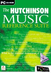 The Hutchinson Music Reference Suite