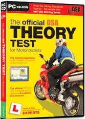 The Official Theory Test for Motorcyclists 2003/2004