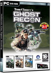 Tom Clancy's Ghost Recon Gold Edition DVD ROM
