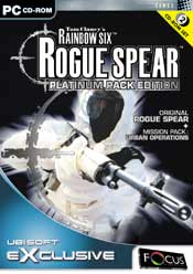 Tom Clancy's Rainbow Six Rogue Spear Platinum