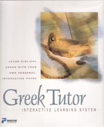 Parson's Greek Tutor