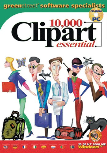 10000 clipart essential