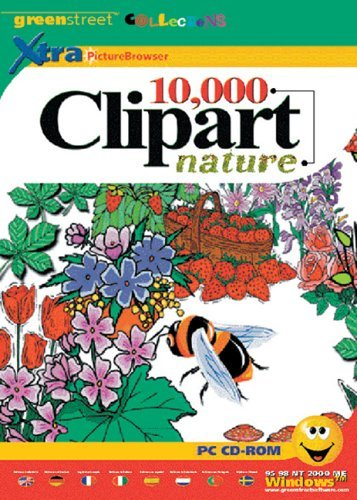 10000 clipart nature
