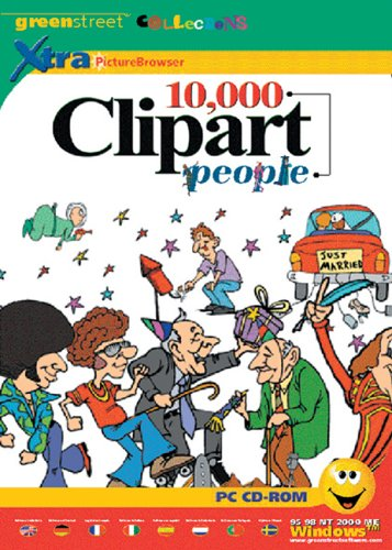 10000 clipart people