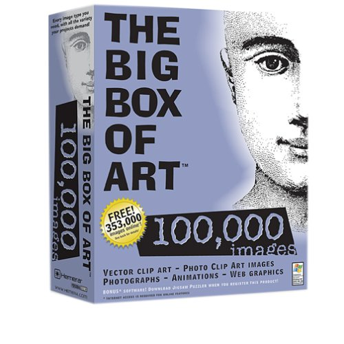 Hemera Big Box of Art