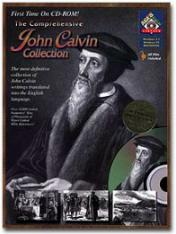 The Comprehensive John Calvin Collection box