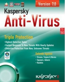 Kaspersky Anti Virus 7