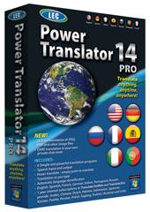 Lec Power Translator Euro Edition 12.0 (1 cd)