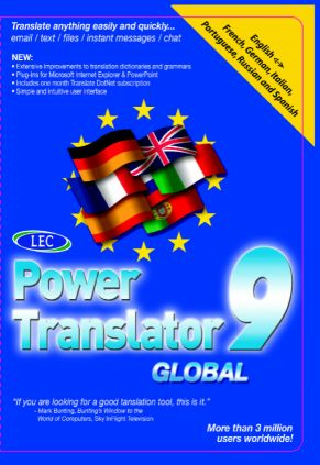 Power Translator Pro Download (Free trial) - Traductor