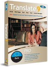 Translate 10 (2012) Pro with up to 15 languages
